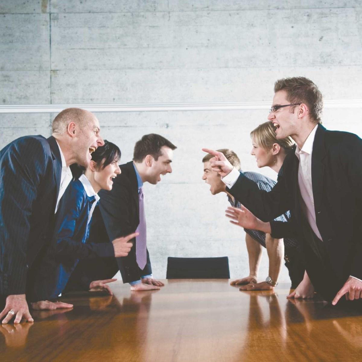 Почему в малых группах возникают межличностные конфликты