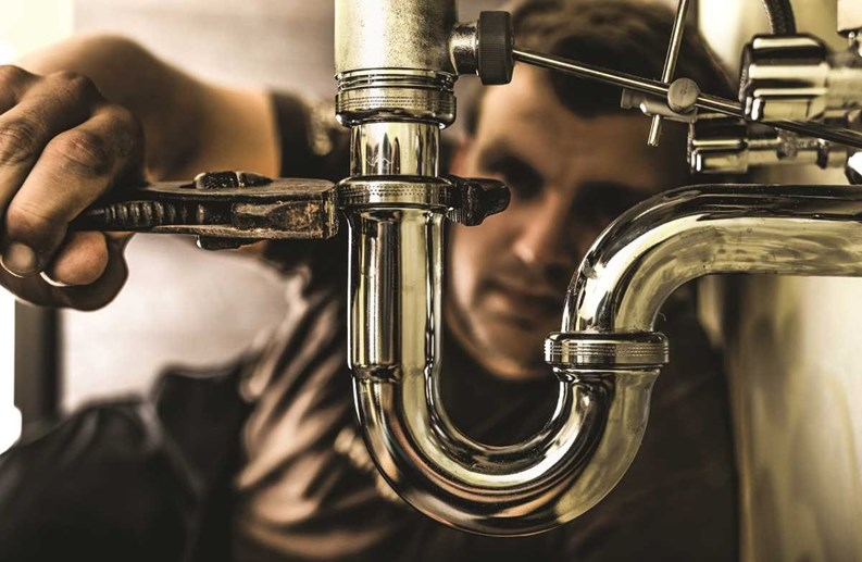 Pipes Drains And Your Hoa S Water Supply Plumbing The Depths
