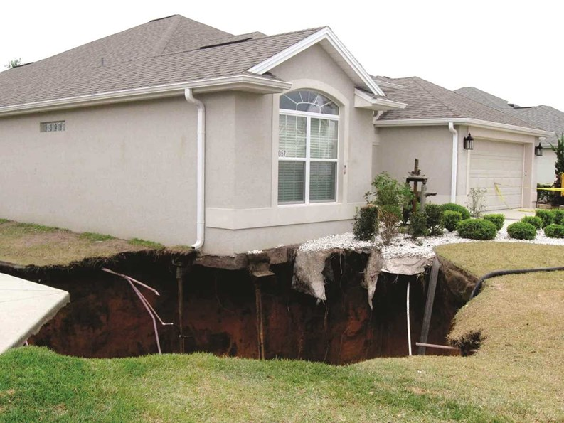 Trouble Down Under Dealing With New Jersey S Sinkholes